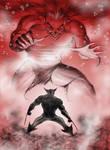 Mephisto vs Wolverine