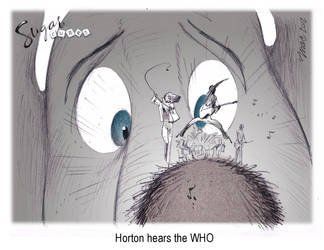 Horton hears the WHO by gregmcevoy