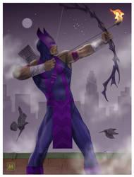 The Archer by gregmcevoy