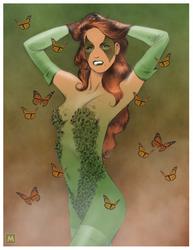 Poison Ivy by gregmcevoy