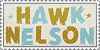 Hawk Nelson Stamp by oxygenik