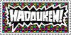 Hadouken Stamp by oxygenik