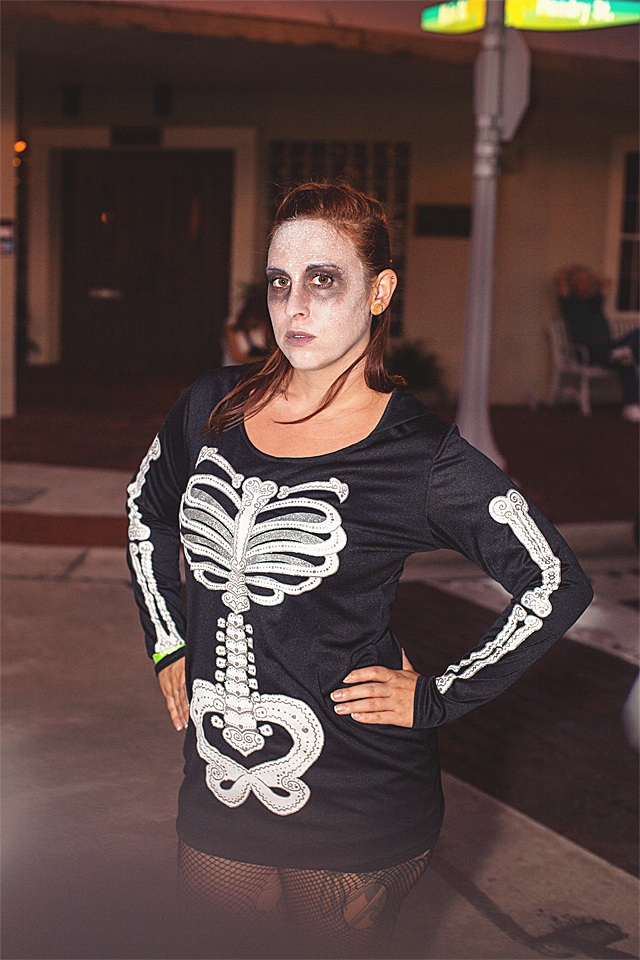 Skeleton Connie by CandiceSmithPhoto