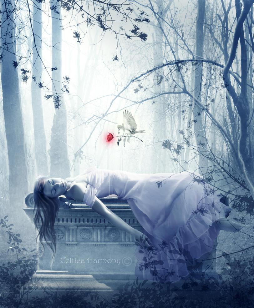 Sleeping Beauty by Celtica-Harmony