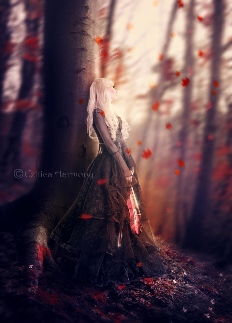 Autumn of Memories by Celtica-Harmony