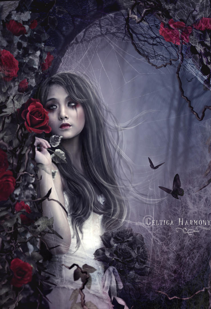 gothic art fantasy artwork - photo #24
