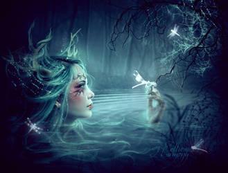 Swamp Elf by Celtica-Harmony