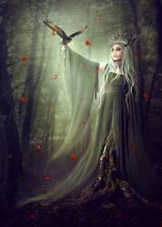Satyr by Celtica-Harmony