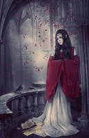 The Sorrow Of The Elf by Celtica-Harmony