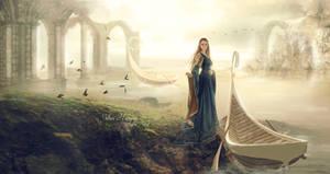 The Sea Calls Us Home by Celtica-Harmony