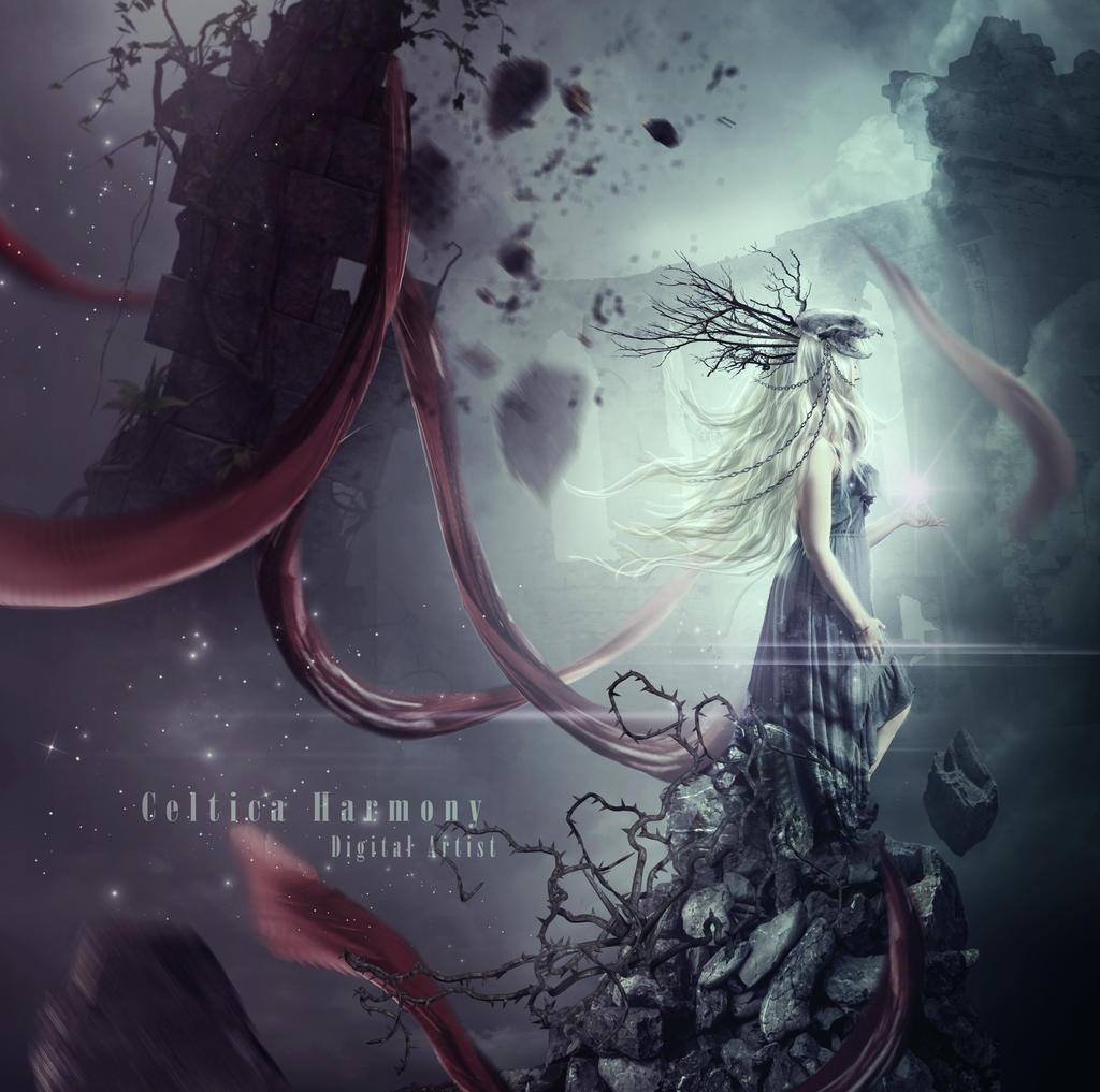 Serenade of Self-Destruction by Celtica-Harmony