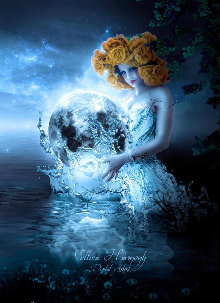 Luna by Celtica-Harmony