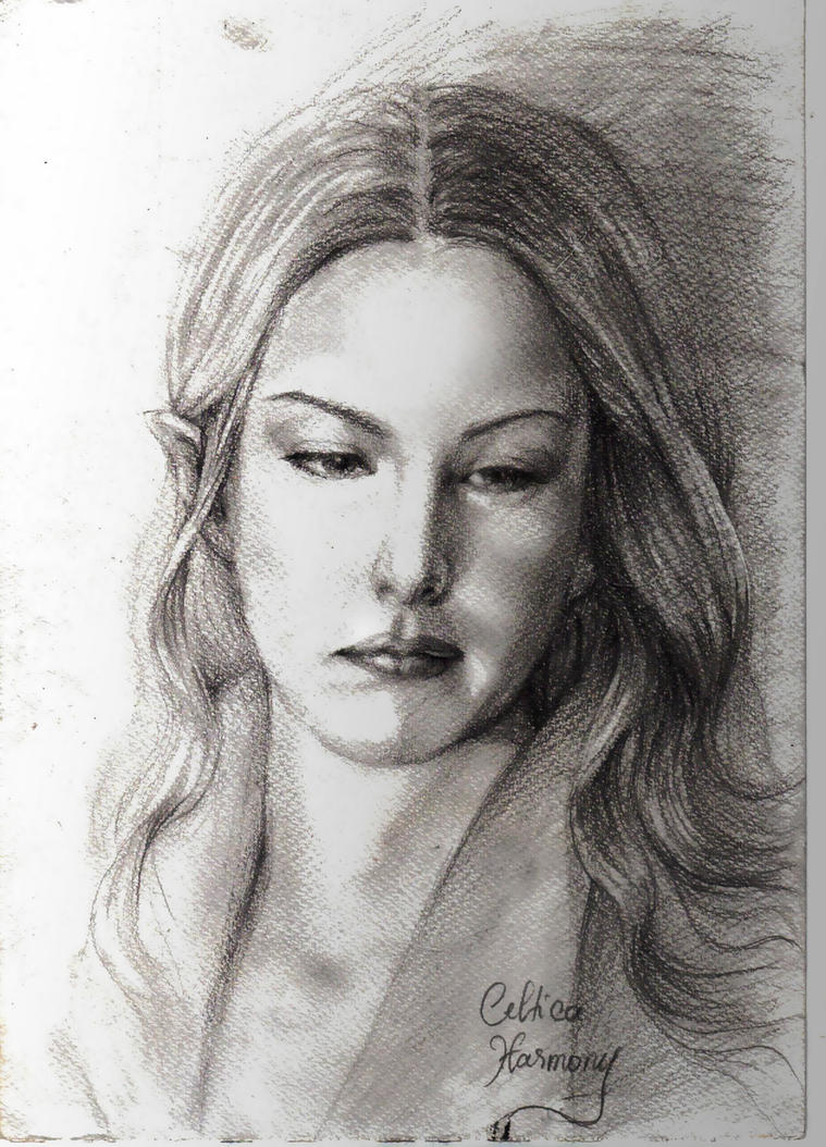 Arwen Evenstar by Celtica-Harmony