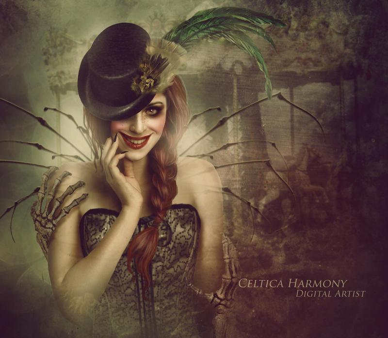 Freak Show by Celtica-Harmony