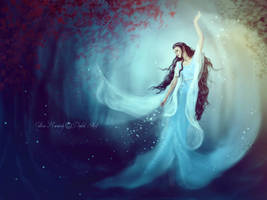 Luthien Tinuviel by Celtica-Harmony
