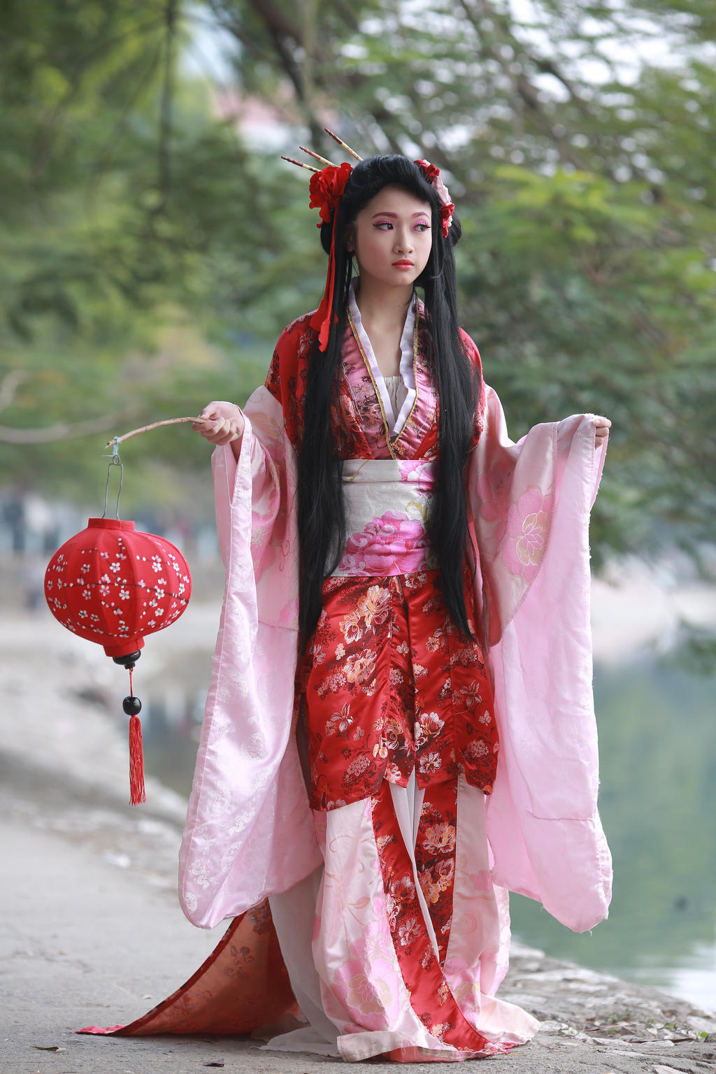 Sakura Princess 3 by Celtica-Harmony