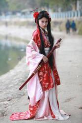 Sakura Princess 5 by Celtica-Harmony