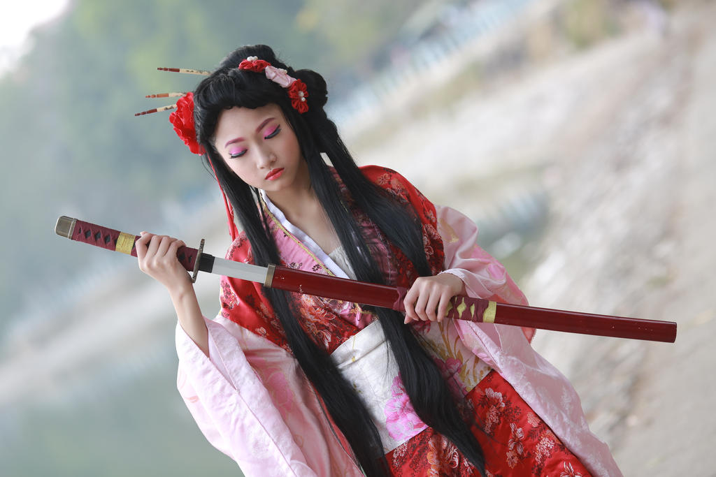 Sakura Princess 6 by Celtica-Harmony