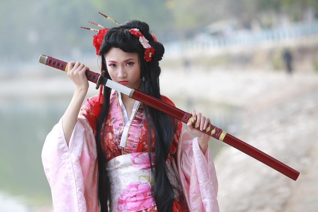 Sakura Princess 9 by Celtica-Harmony