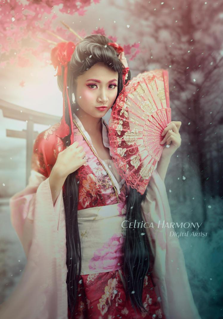 Hana by Celtica-Harmony