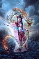 Princess Doragon  by Celtica-Harmony