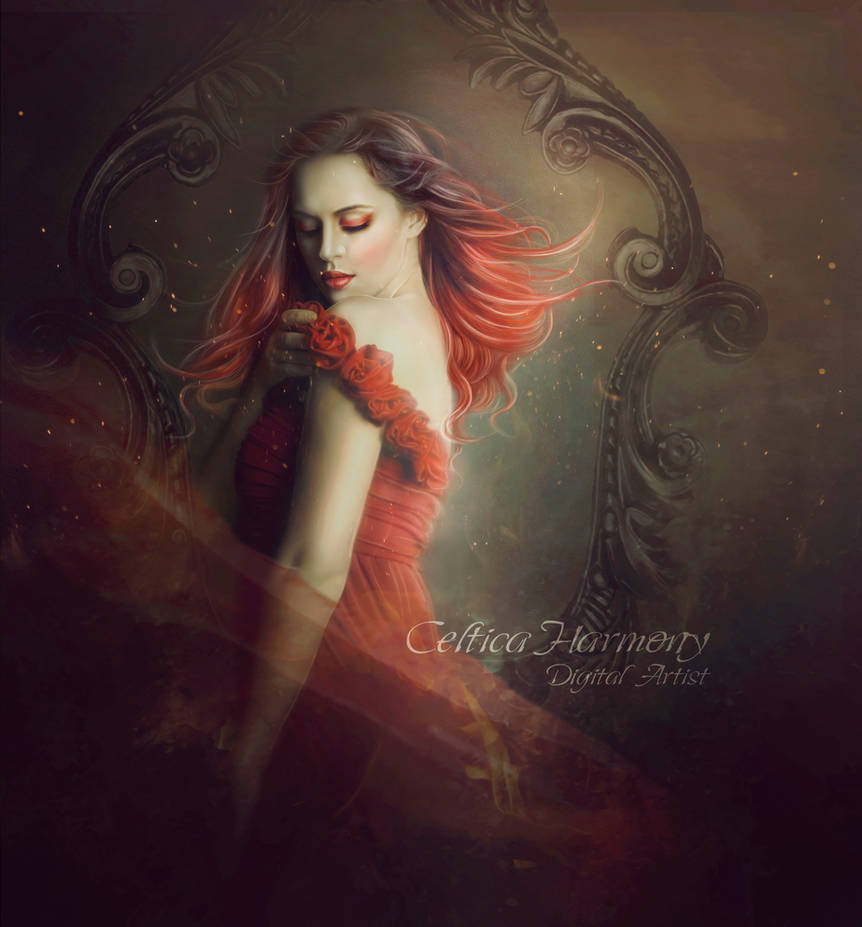 Red Queen by Celtica-Harmony