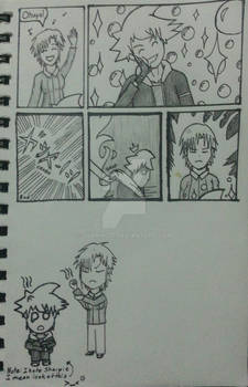 Random Manga Creation 1