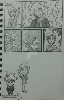 Random Manga Creation 1