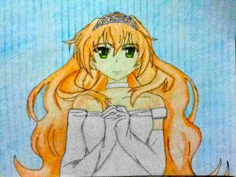 Koko Golden Time Fan Art