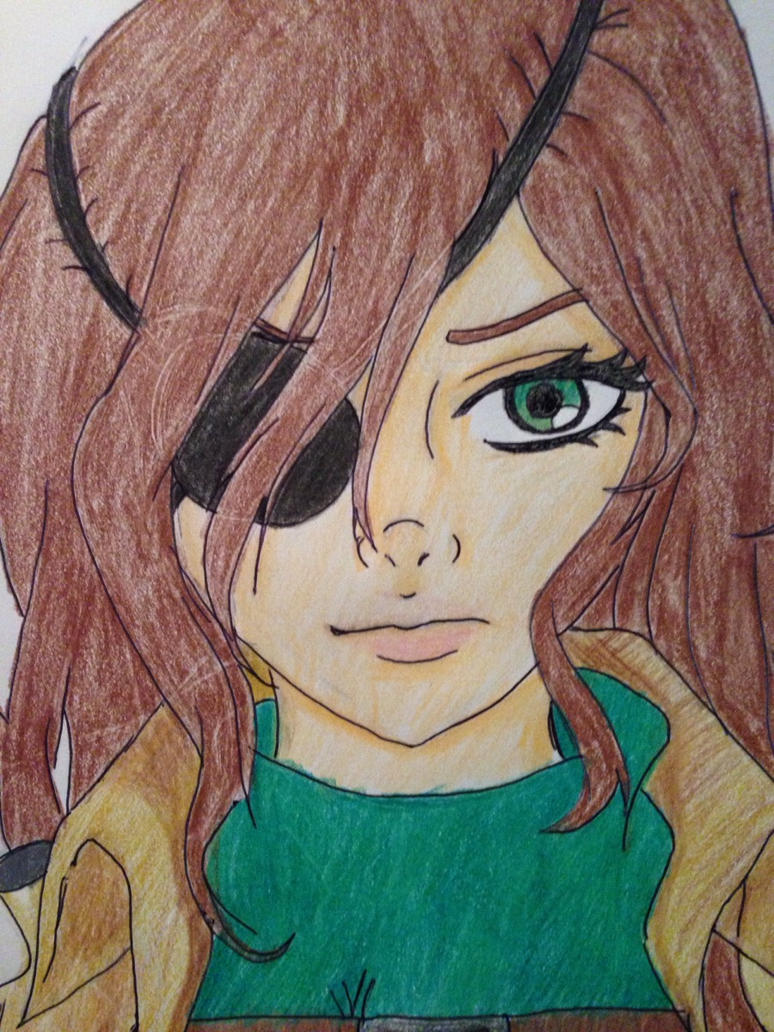 AOT OC: Gwen Spencer by ProfessorGenkiGirl