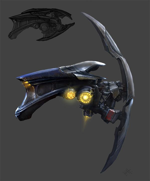 spaceship by kanartist