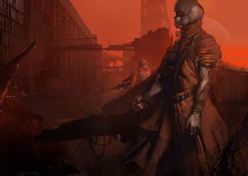 barbarians by kanartist