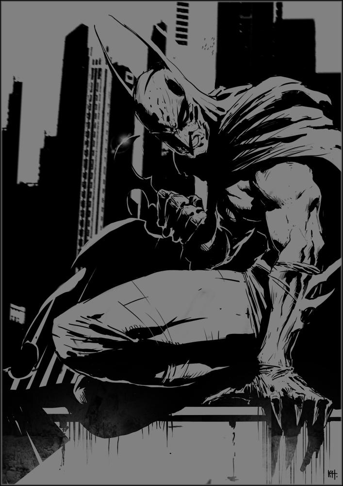 batman 6 by kanartist