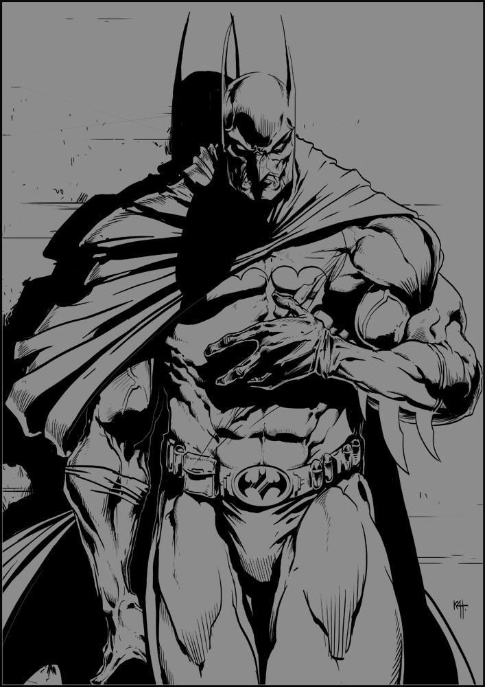 batman 7 by kanartist