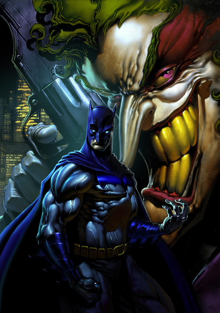 batman 10 by kanartist