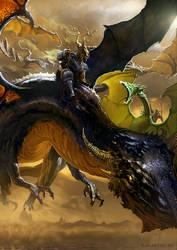 The Royal Dragoneers by kanartist