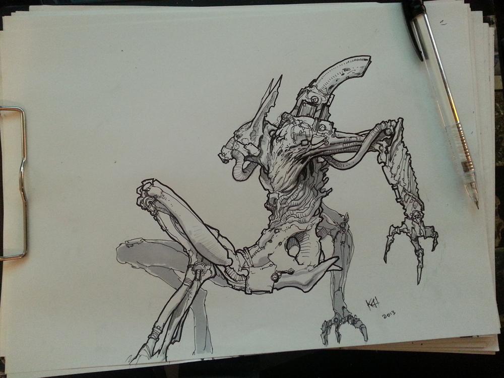 concept art 3 by kanartist