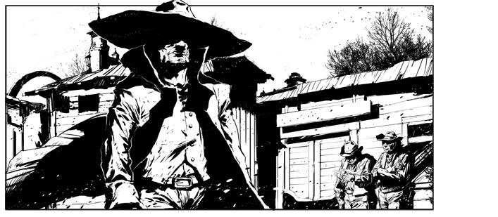 cowboy Jakk by kanartist