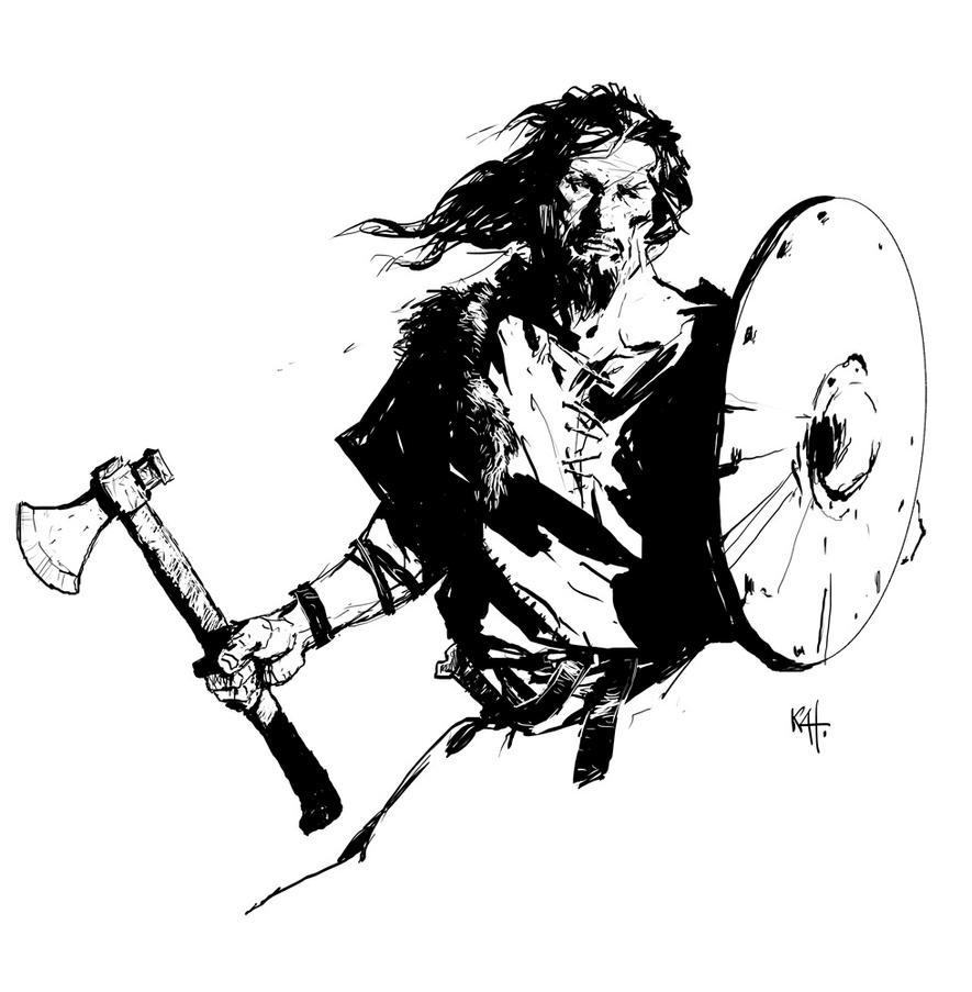viking by kanartist