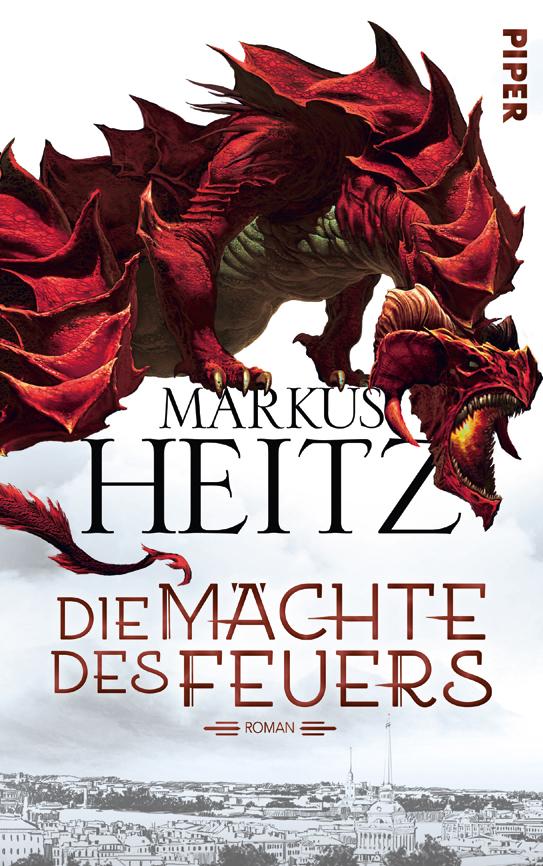 Heitz  Maechte des Feuers by kanartist