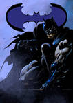 Batman by kanartist
