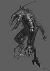monster by kanartist