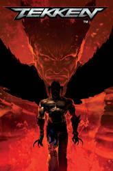 Art for cover comic Tekken by kanartist