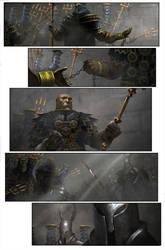 page comic by kanartist