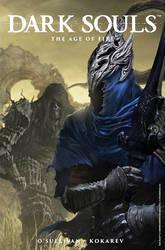Dark souls cover comic by kanartist