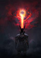 Dark souls by kanartist