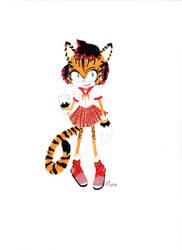 Emily The Tiger by Niko-Plus