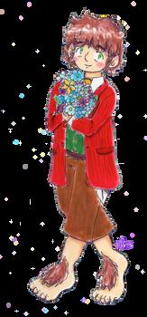 Flower Bilbo