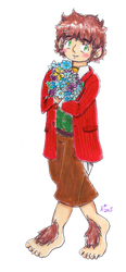 Flower Bilbo by Niko-Plus