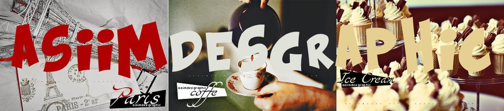 Paris - Coffe - Icecream by AsiiMDesGraphiC